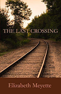 The Last Crossing - a riveting mystery with unexpected twists book promotion Elizabeth Meyette