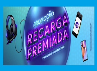 Promoção RV RECARGA PREMIADA 2021