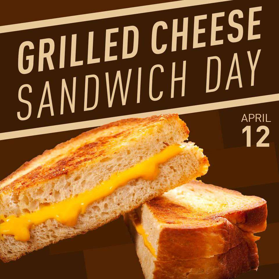 National Grilled Cheese Sandwich Day Wishes pics free download