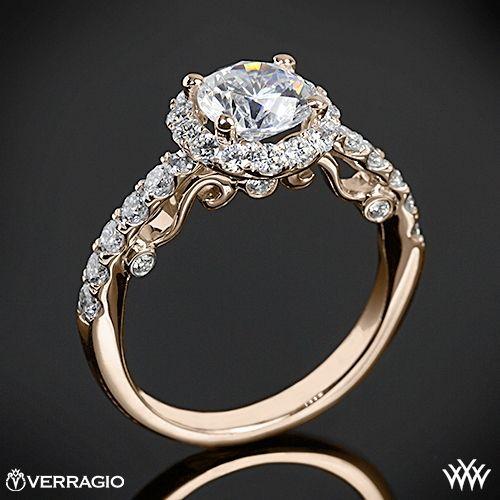 White Gold Princess Cut Wedding Rings For Women