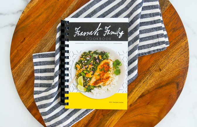 Frassati Family Cookbook