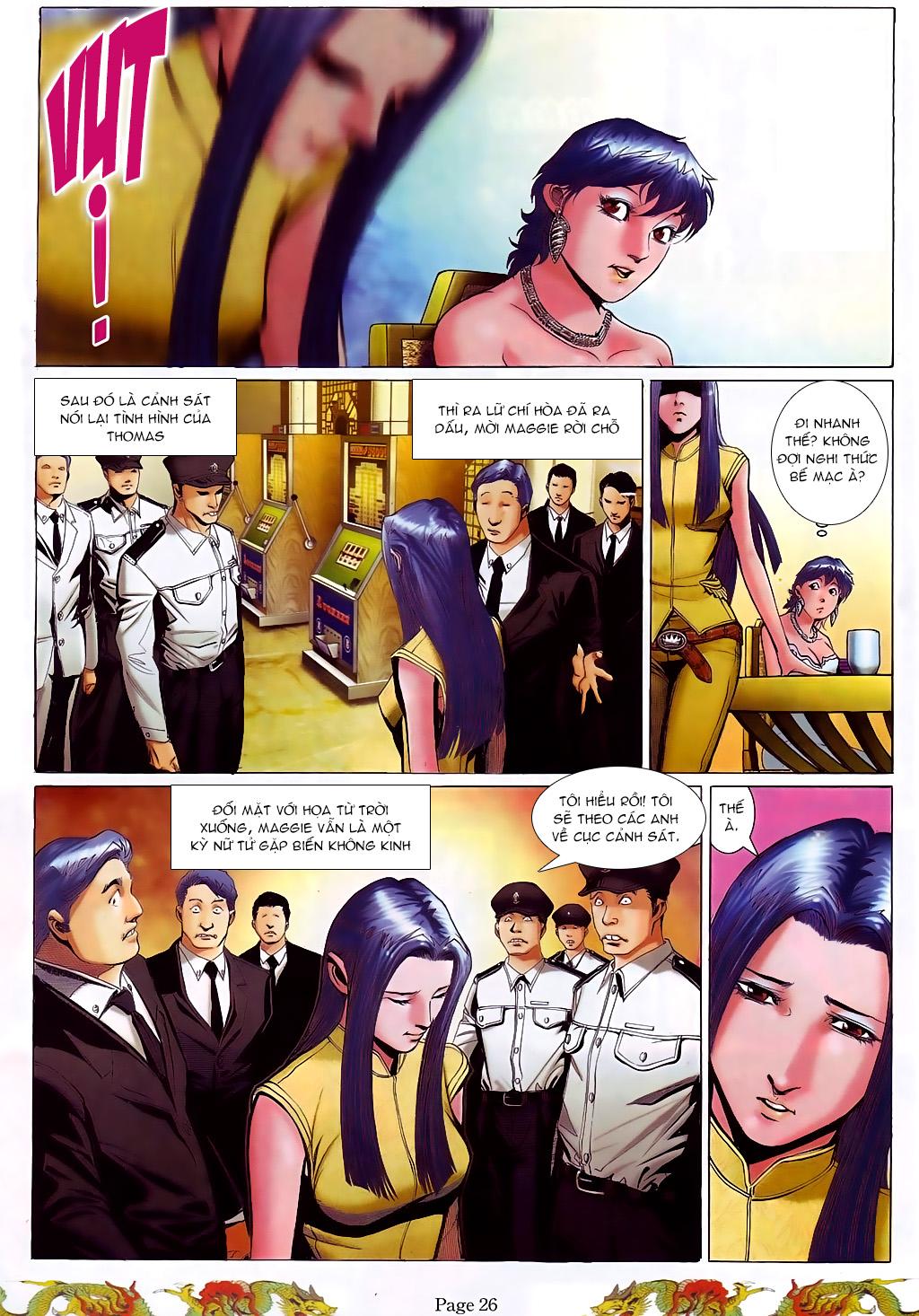Người Trong Giang Hồ Chap 757 - Truyen.Chap.VN