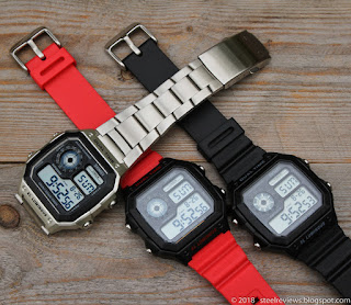 SKMEI 1299 and 1335 watches