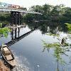 Air Sungai Cisadane Menghitam Kurang Ada respon Dari Pemerintah