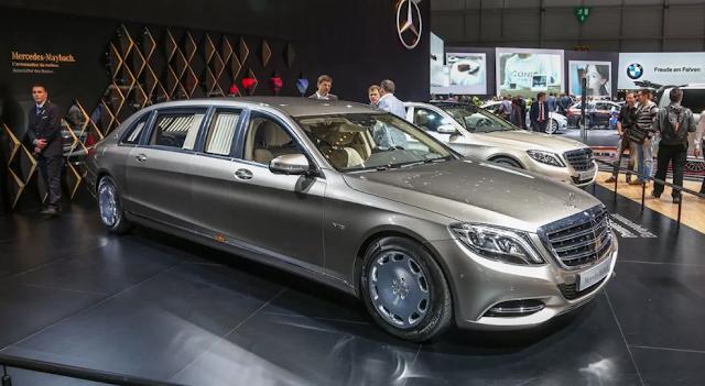 2018 New Mercedes S600 Rumors