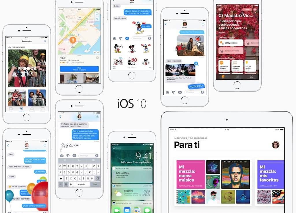 #379 Análisis iOS 10