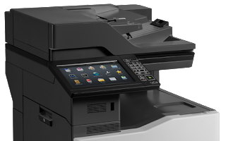Download Lexmark CX860de Driver Printer