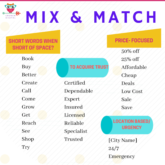 Mix & Match Keywords