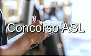 Concorso ASL lavoro - www.adessolavoro.com