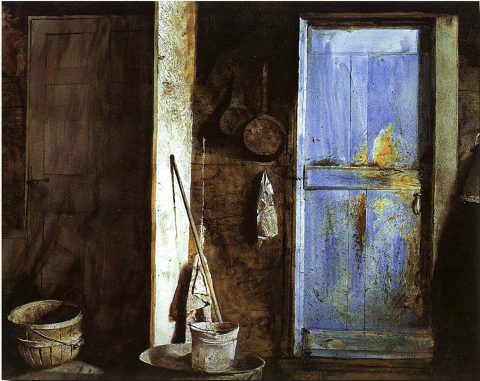 Famous Paintings Andrew Wyeth