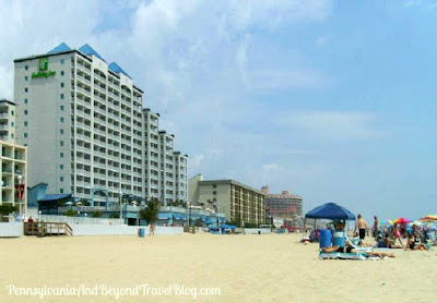 Family-Friendly Weekend Getaway to Ocean City Maryland