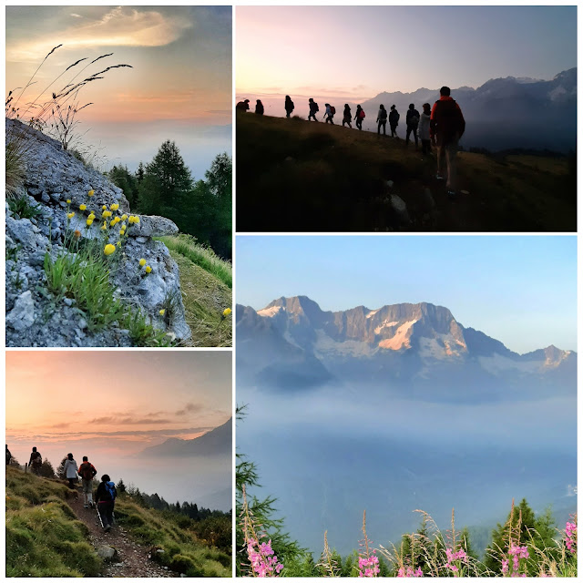 escursioni trekking passeggiate sentieri val di sole