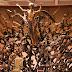 Escultura do Vaticano apelidada de ''Trono de Lúcifer'' causa polêmica entre os religiosos e choca os demais