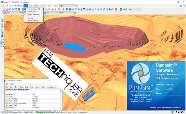 PumpSim Premium v3.1.0.2