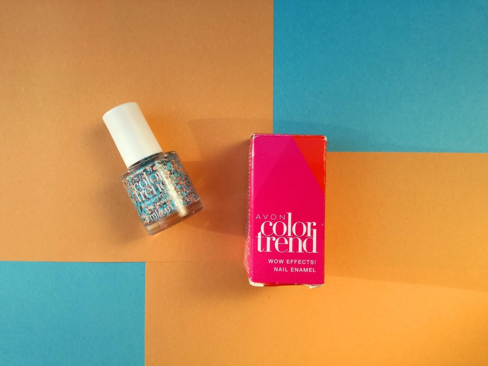 lakier Avon color trend