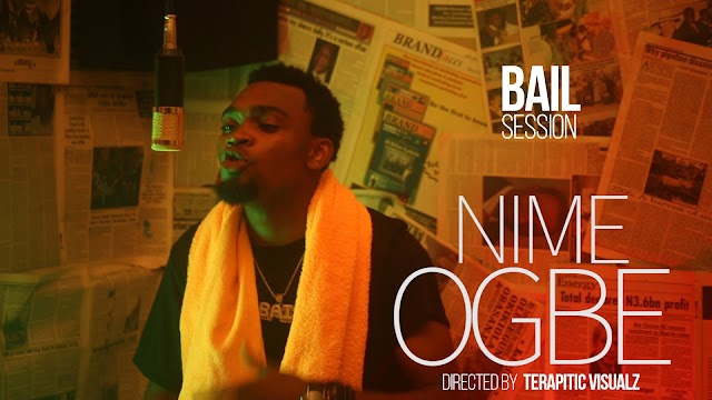 NEW VIDEO: BAIL - NIME OGBE || Bail Session @BailCheeboi