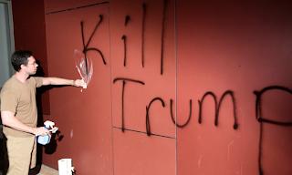 Assassination Threats Against Trump Flood Twitter