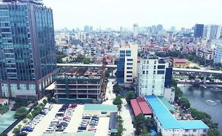 Mở bán 168 căn Chung cư Hoàng Cầu Skyline