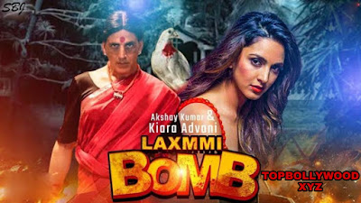 Laxmmi Bomb (2020) Full Movie Leaked by Tamilrockers in HD Quality