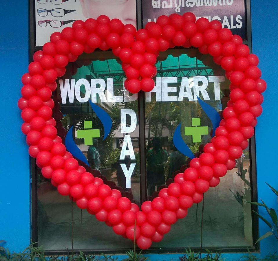 World Heart Day Wishes Awesome Picture