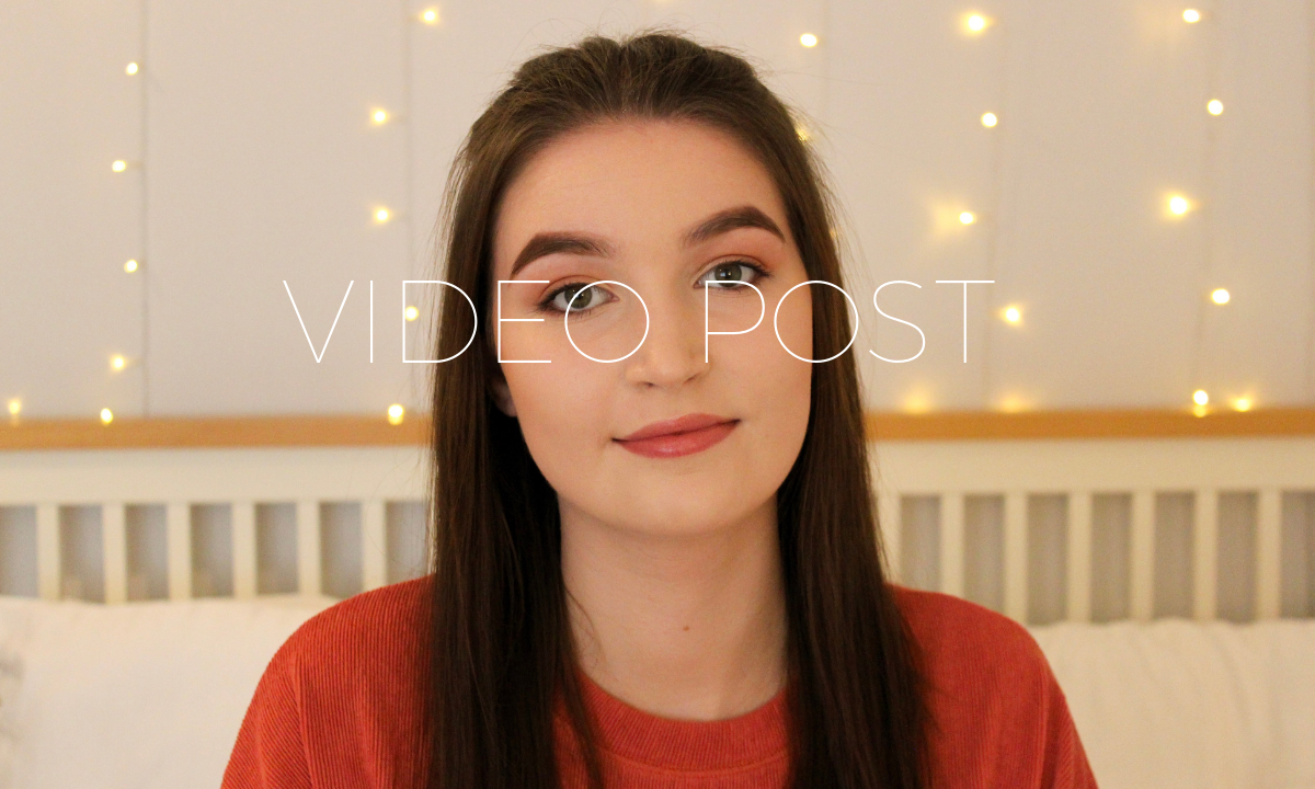 VIDEO POST// 'YouTube Show & Tell Tag'