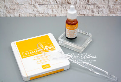 Classic Stampin' Ink, Ink Refill, Stampin' Up!, Rick Adkins