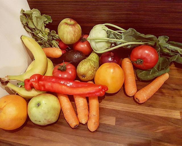 sayuran untuk diare