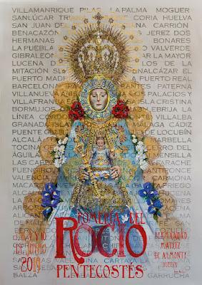 Almonte - Hermandad Matriz - Romería del Rocio 2019 - Nuria Barrera