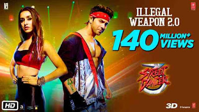 Illegal Weapon 2.0 - Street Dancer 3D LYRICS
