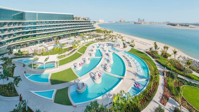 W Dubai ? The Palm, Dubai, United Arab Emirate