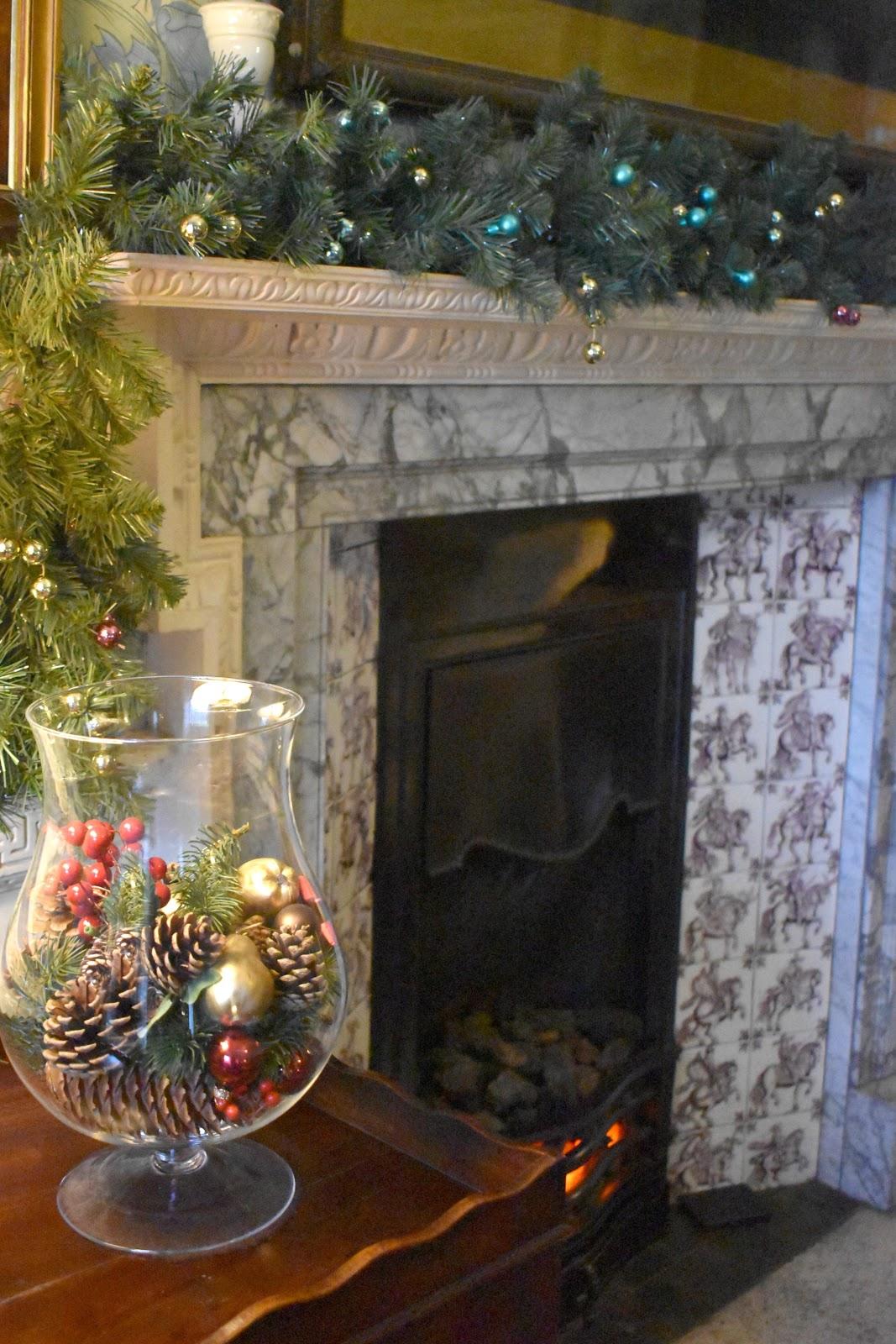 Christmas at National Trust Wallington