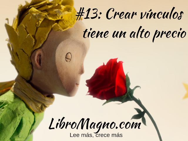 Lección #13: Crear vínculos tiene un alto precio