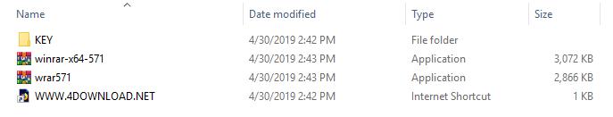 WinRAR v5.71 Final Full version free download