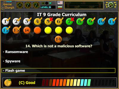 9 IT Curriculum Test