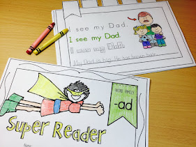 Word Family Reader