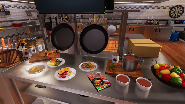 Cooking Simulator Pizza PC Full imagenes