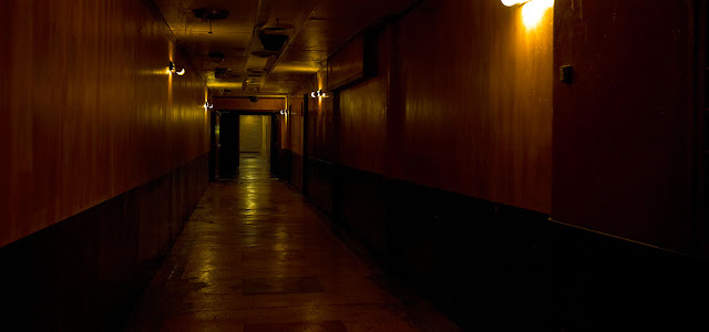 Dark secrets of the haunted RMS Queen Mary Ship from california