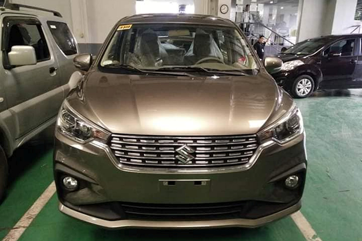 UPDATED: Are These The 2019 Suzuki Ertiga's Specs And