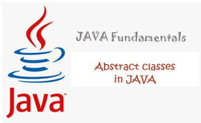 What is java abstract class