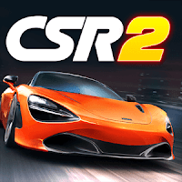 CSR Racing 2 - VER. 1.10.0 Unlimited (Coins - Cash - Fuel - Keys - Tokens) MOD APK+OBB
