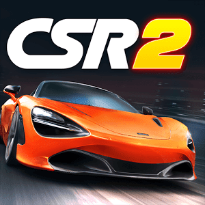 CSR Racing 2 - VER. 2.9.3 Unlimited (Coins - Cash - Fuel - Key) MOD APK+OBB