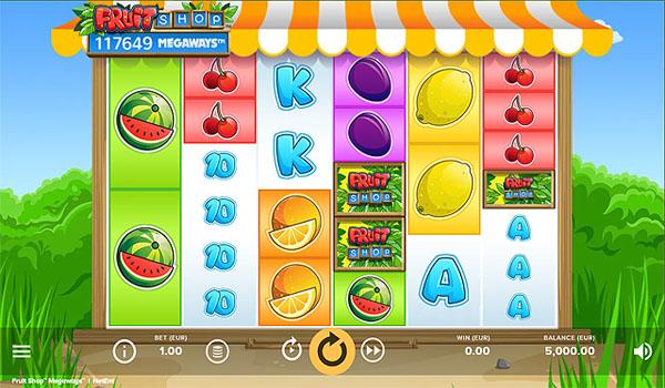 Demo Slot Online Indonesia - Fruit Shop Megaways (NetEnt)