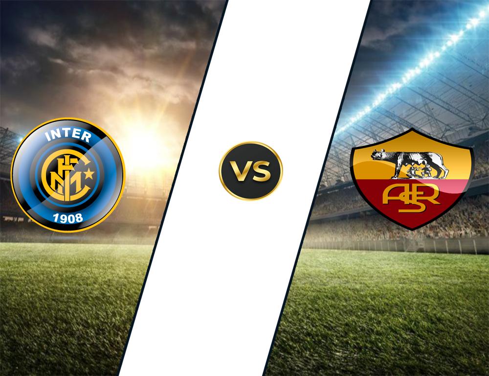 مشاهدة مباراة روما وانتر ميلان بث مباشر اليوم الأحد 19-7-2020