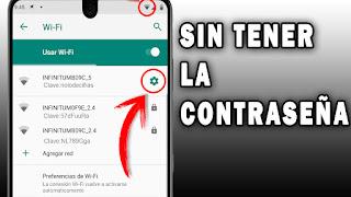 Cómo conectarse a una red WiFi sin tener la contraseña