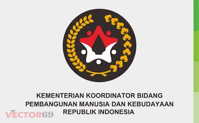 Logo Kemenko Pmk Pembangunan Manusia Dan Kebudayaan Cdr Vector69