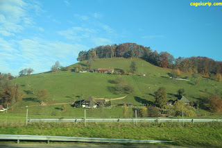 Pemandangan di Bern