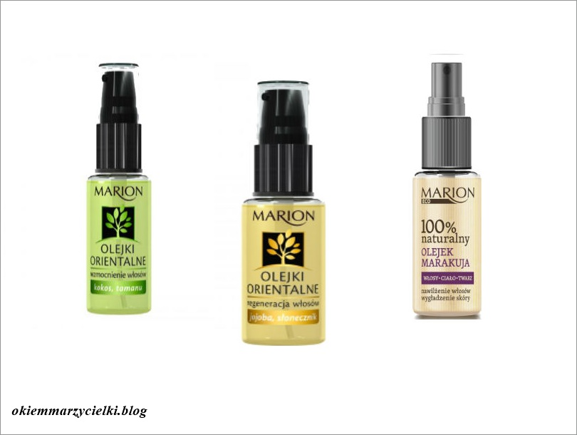 olejki orientalne wzmocnienie włosów