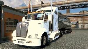 Kenworth T660 v2.0 updated