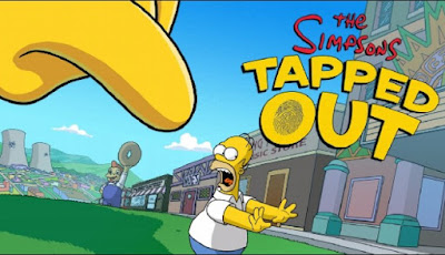 The Simpsons Tapped Out Apk for Android Free Download