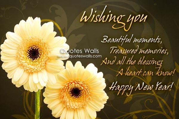 Happy New Year Status in English 2018